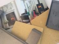 Morso Badger 3110 baffle and brick set